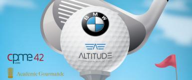 3ème Trophée de Golf CPME Loire Académie Gourmande