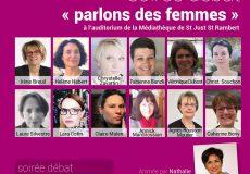 Exposition Parlons des femmes
