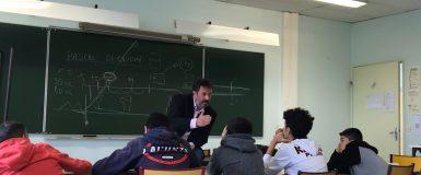 Témoignage au collège Aristide Briand
