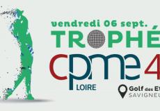 4e Trophée Golf | 6 septembre 2019